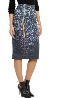 Preen by Thornton Bregazzi Joslyn floral-print pencil skirt