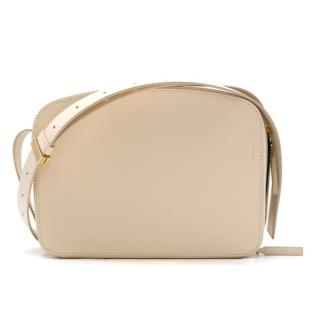Victoria Beckham Cream Vanity Camera Bag - Current