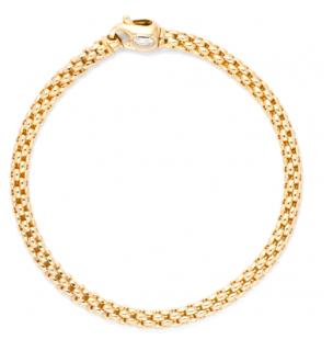Fope Meridiani 18ct Yellow Gold Bracelet