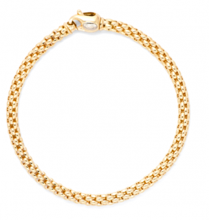Fope Meridiani 18ct Yellow Gold Bracelet