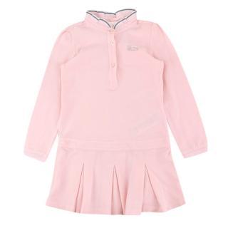 Gucci Girls 18-24 Months Pink Polo Dress