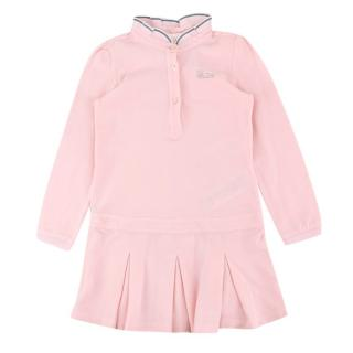 Gucci Girls 18-24 Months Pink Polo Dress