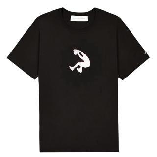 Victoria Beckham x Reebok Black O'Neal T-shirt