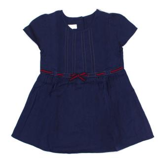 Gucci Girls 18-24 Months Blue Dress