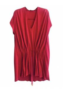 Vionnet Hydrogen Red Tunic
