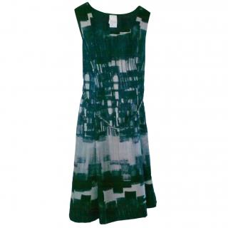 Weekend by MaxMara abstract stroke-print dress