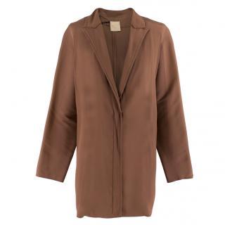 Lanvin Brown Lightweight Jacket