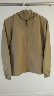 Marni Brown Suede Unlined Open Front blazer Jacket coat top sz42