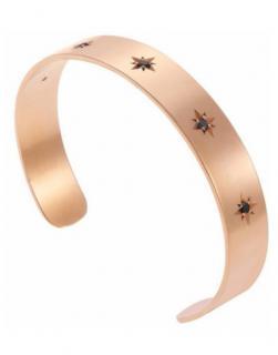 Ileana Makri bronze ziggy bracelet