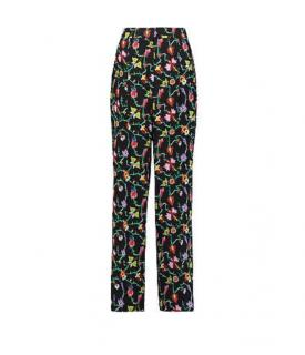 Emilio Pucci Printed Floral Trousers
