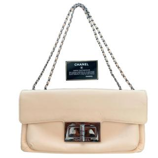 5c2edf65c1ed Chanel Beige Medium Chain Bag