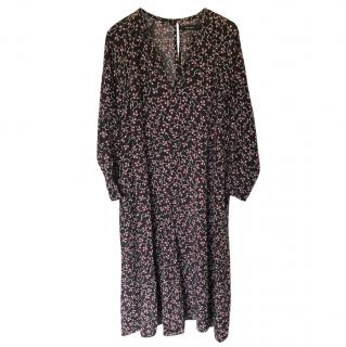 Isabel Marant Floral Printed Dress