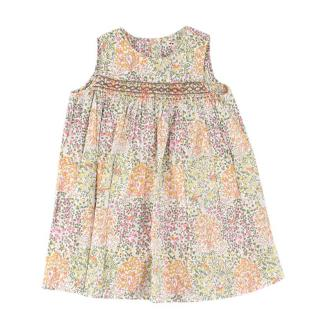 Bonpoint Girls 2Y Floral Print Dress