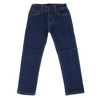 Kenzo Kids 5-years Blue Denim Jeans