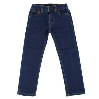 Kenzo Kids 5-years Blue Denim Jeans