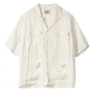 Vivienne Westwood Men's Hemp & Cotton Shirt