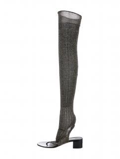 Chanel Paris-Dubai Sock Sandals