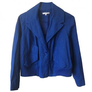 Carven Royal Blue Jacket