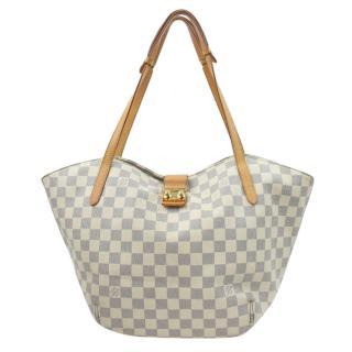 Louis Vuitton Salina PM Damier Azur Tote Bag
