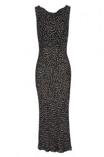 05273d66940e Stone Cold Fox printed silk maxi dress
