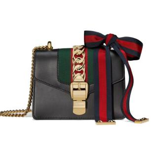 Gucci Black Sylvie bag