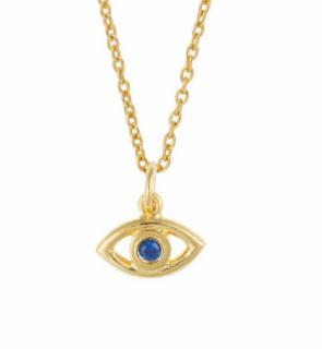 Ileana Makri Evil Eye Necklace