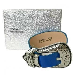 Toga Western-style belt cuff