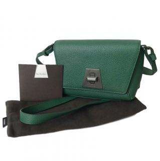 Akris Aloe Green Anouk Bag