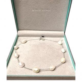 Dower & Hall pearl necklace