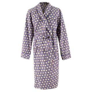 Otis Batterbee Printed Cotton Robe