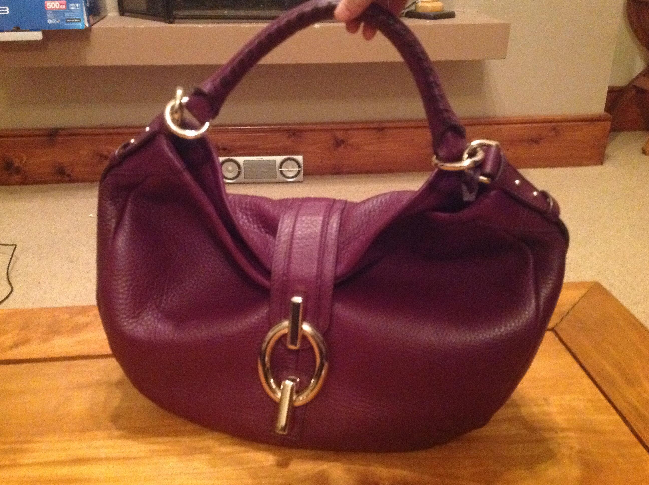 DVF handbag