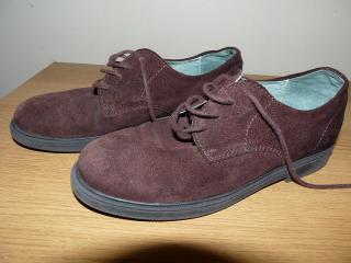 Papillon boys shoes