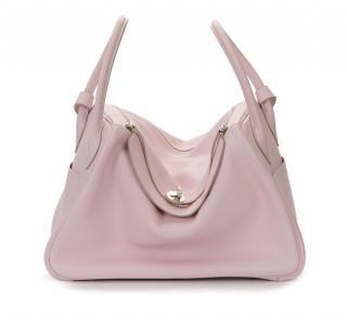 Hermes Lindy 34 Rose Dragee