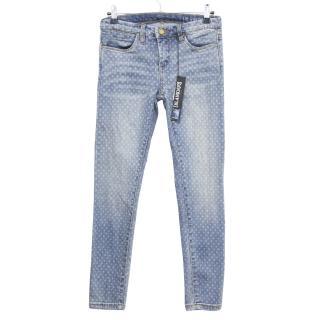 Blank NYC intro regular rise capri jeans