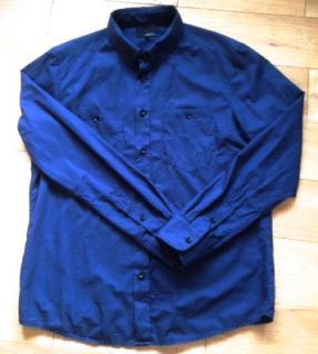 3.1 Phillip Lim @ Mr Porter Navy Shirt