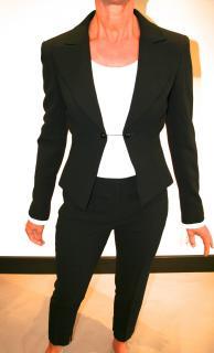 Chanel trouser suit