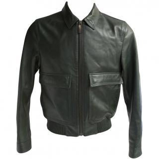Burberry new bonded plong� bomber jacket