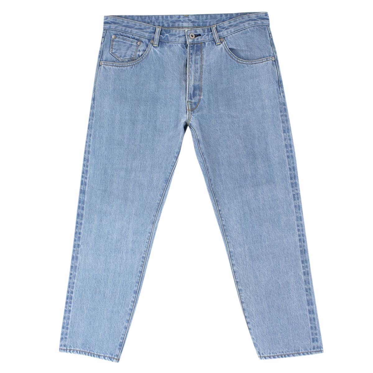 Anglo-Italian Denim Jeans