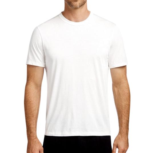 James Perse Standard White T-shirt