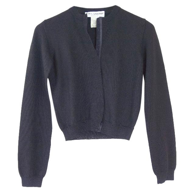 6d4fa047f Dolce & Gabbana wool bomber jacket