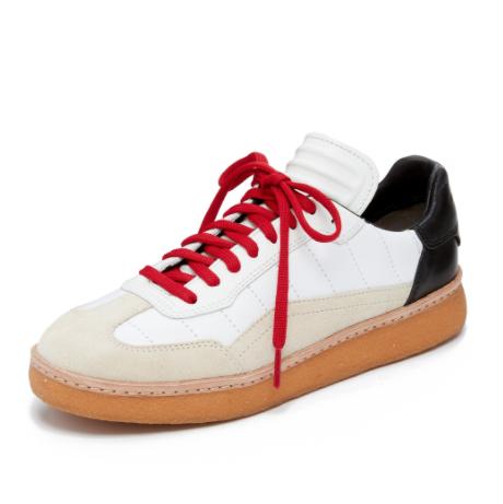 Alexander Wang Eden Lace Up Sneakers   HEWI