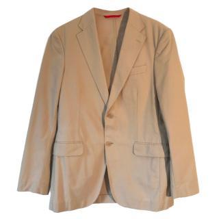 CH Carolina Herrera cotton blazer
