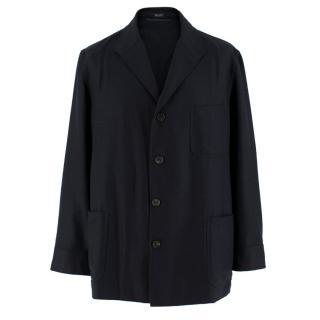 Bel y Cia Navy Cashmere Jacket