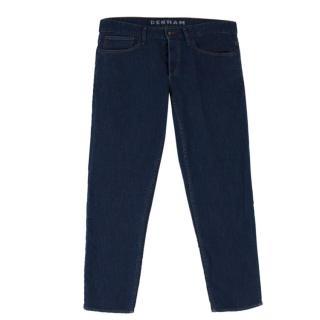 Denham Navy Slim Fit Jeans