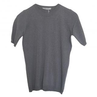 MaxMara grey wool top