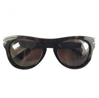 Valentino Tortoiseshell V701S Sunglasses