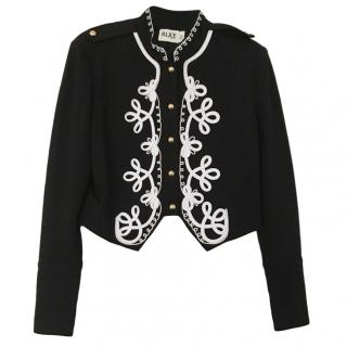 Alice by Temperley Embroidered Military Jacket