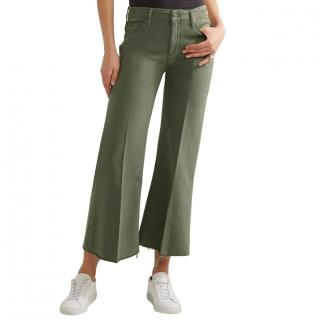 Mother Khaki The Roller Jeans