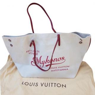 Louis Vuitton Mykonos Cabas GM Bag