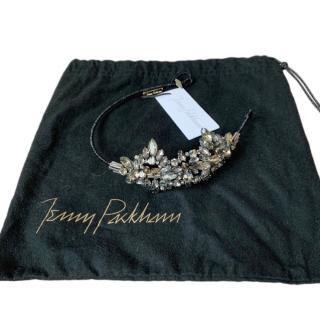 Jenny Packham Crystal Embellished Tiara